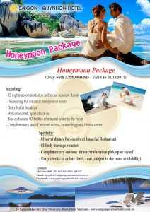 Ct km ks Honeymoon Package 2017 Anh