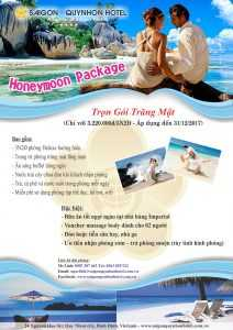 Ct km ks Honeymoon Package 2017 Viet