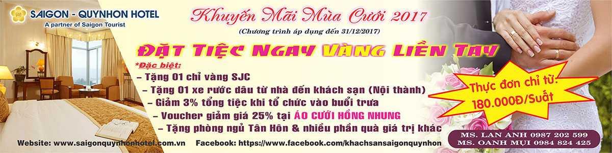 Sai Gon Quy Nhon Hotel